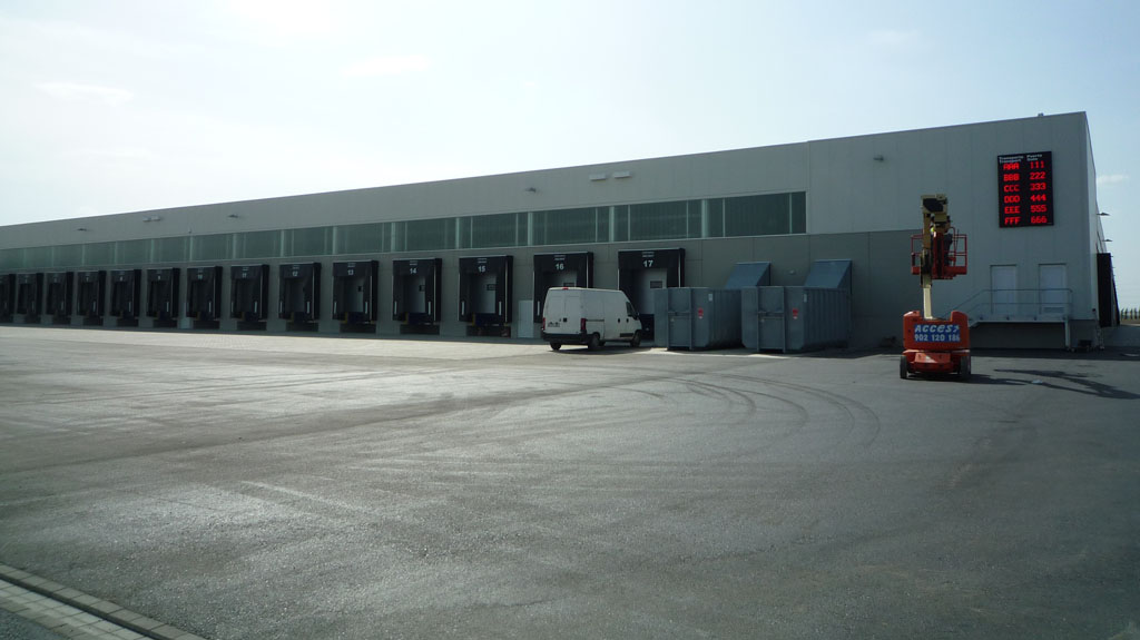 Aldi - Centro logistico Pinto 9 1024x575