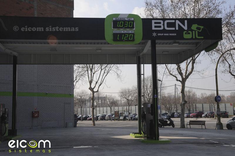 Preciarios gasolinera Gas 25ei Verde - Bcn Oil 18