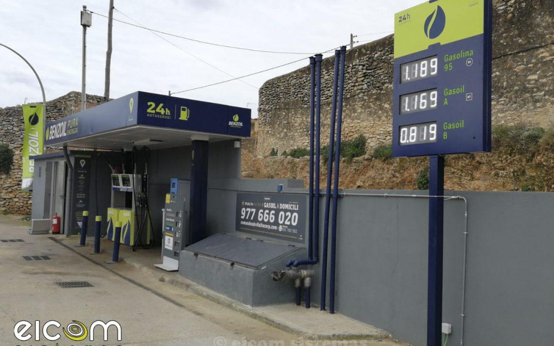 EESS – Gasolineras.